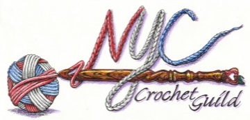 Logo Crochet : NYC Crochet Guild - New York City Crochet Guild